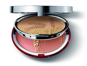 Пудра и румяна Nude Inspiration Face & Blush Duo Compact, Clarins