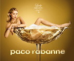 Новый аромат Lady Million Eau My Gold от Paco Rabanne